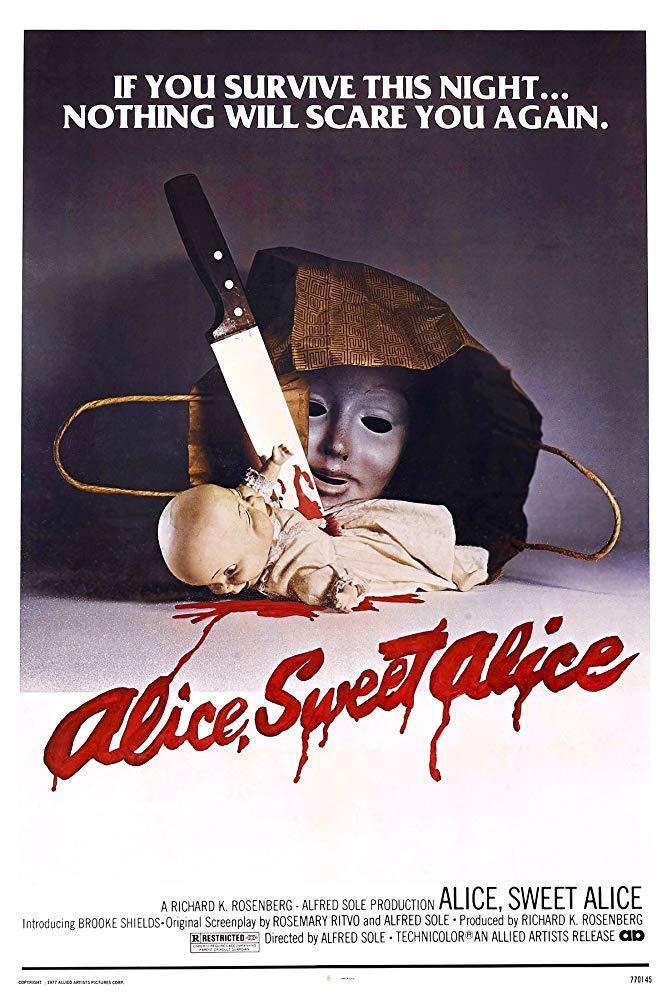 Alice Sweet Alice (1976) [BluRay] [720p] YIFY