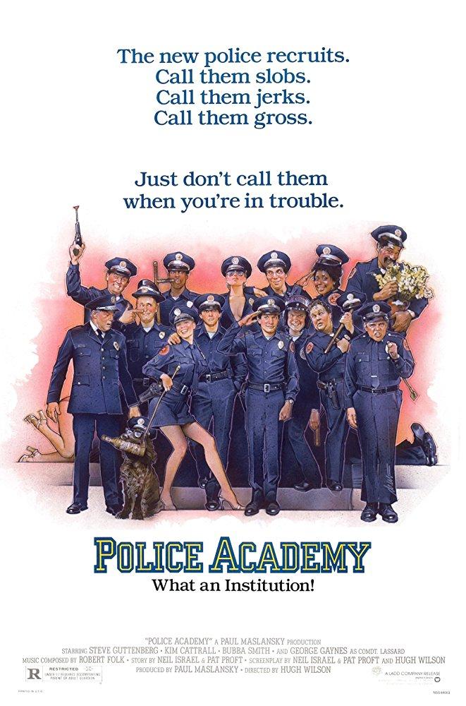 Police Academy 1 1984 HDRIP H264 AC3-5 1-RypS