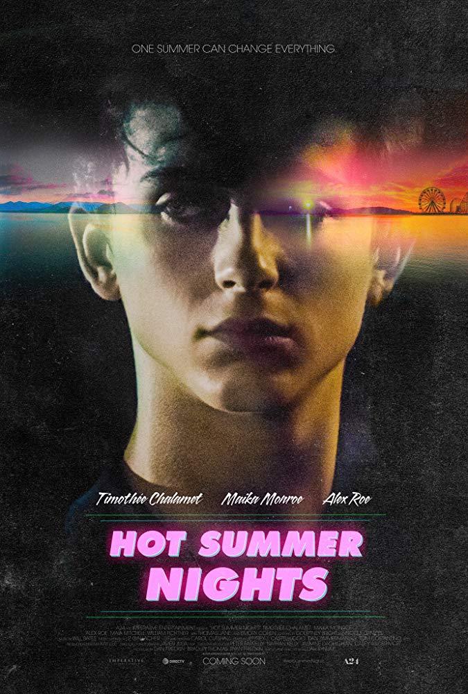 Hot Summer Nights 2017 HDRip XviD-AVID[TGx]