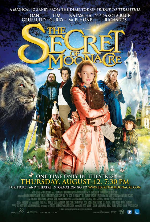 The Secret of Moonacre 2008 BRRip XviD MP3-XVID
