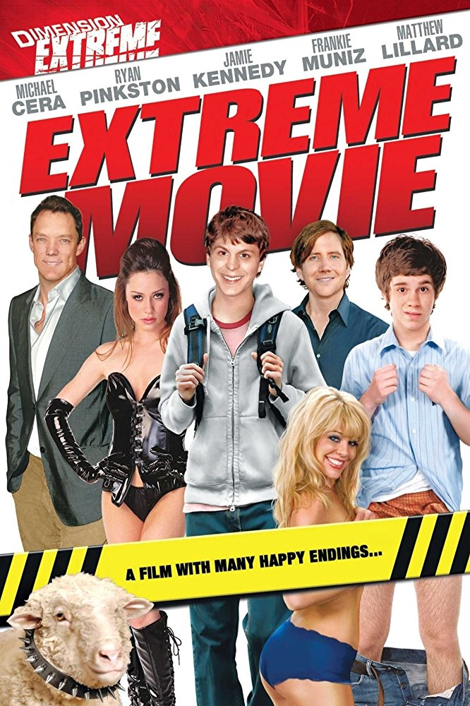 Extreme Movie 2008 BRRip XviD MP3-XVID