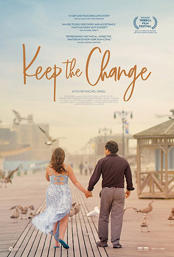 Keep the Change (2017) 720p BRRip AC3 X264-CMRG