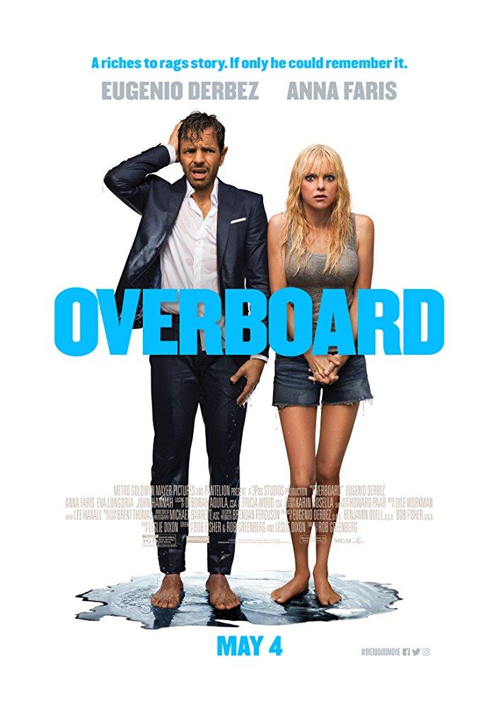 Overboard 2018 720p BRRip x264 ESub [MW]