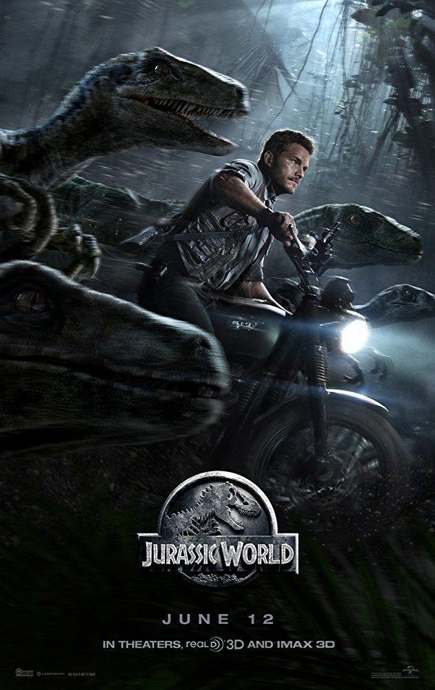 Jurassic World 2018 V2 720p HC HDRip X264 AC3-EVO[TGx]
