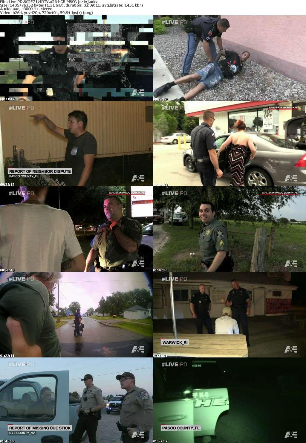 Live PD S02E71 HDTV x264-CRiMSON
