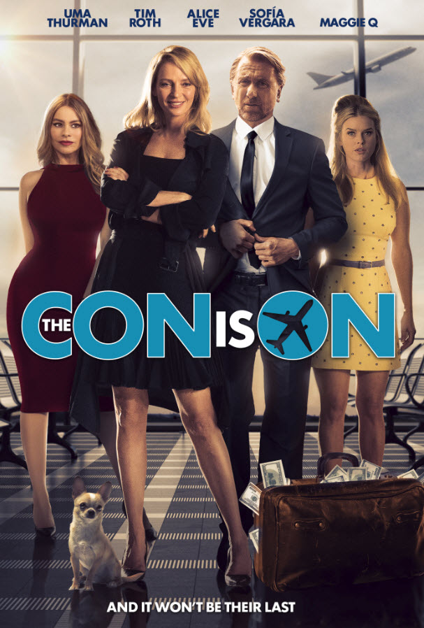 The Con Is On 2018 720p BluRay x264-PSYCHD
