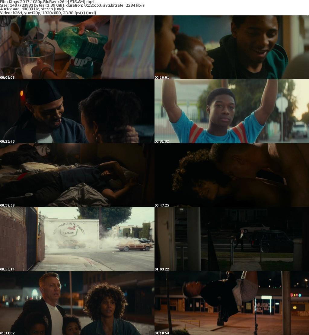 Kings (2017) [BluRay] [1080p] YIFY