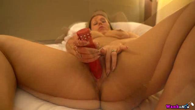 WankItNow 17 07 31 Ashley Rider Hotel Room Wank XXX