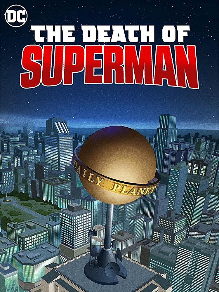 The Death of Superman 2018 BluRay 720p X264 With Sample LLG