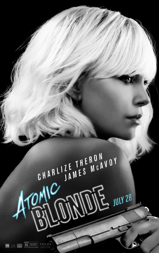 Atomic Blonde (2017) [BluRay] [720p] YIFY