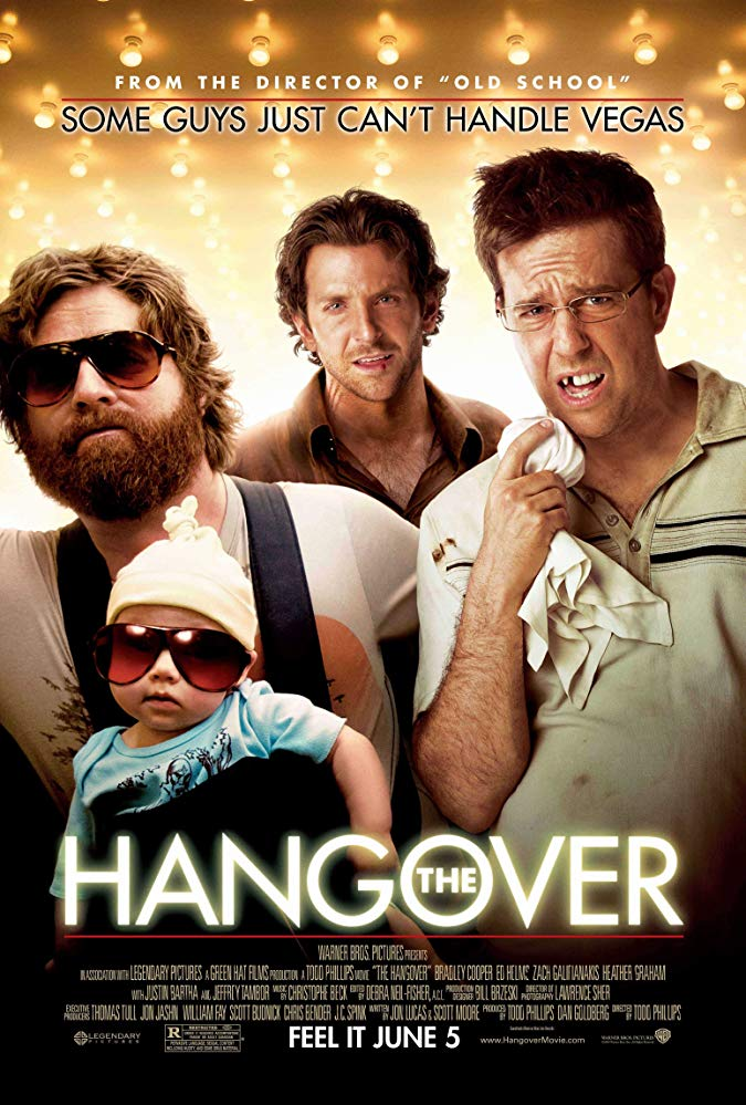 The Hangover (2009) [BluRay] [720p] YIFY