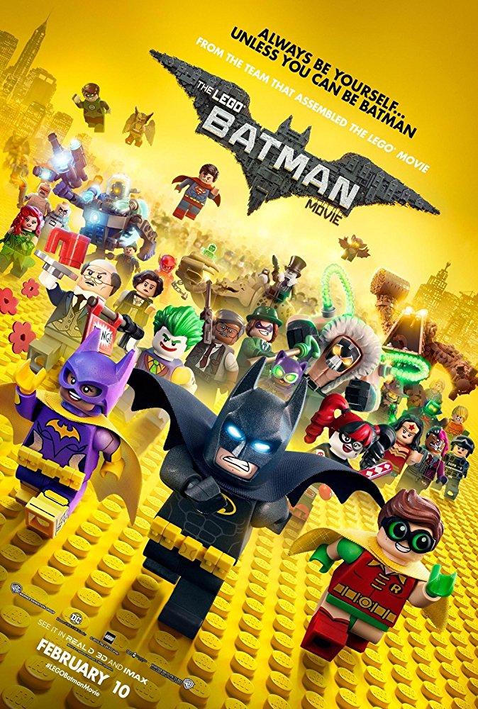 The Lego Batman Movie (2017) [BluRay] [720p] YIFY