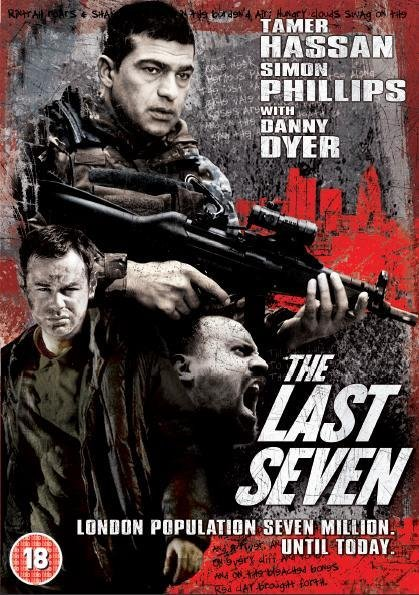 The Last Seven 2010 BRRip XviD MP3-XVID