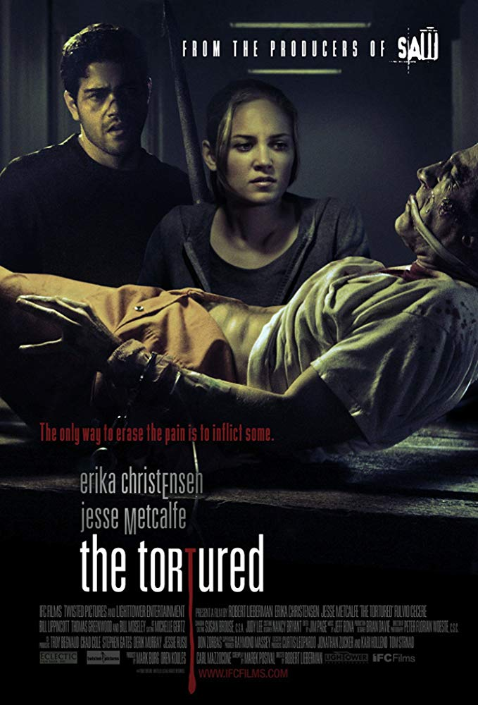 The Tortured 2010 BRRip XviD MP3-XVID