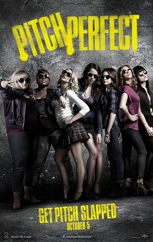 Pitch Perfect (2012) [BluRay] [720p] YIFY