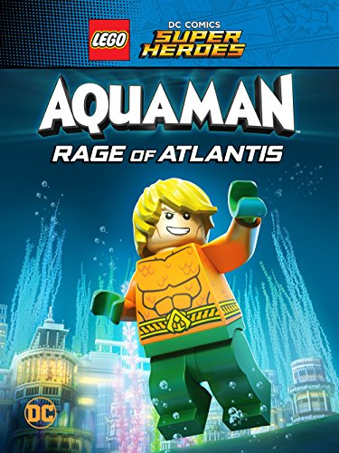 LEGO DC Comics Super Heroes Aquaman Rage of Atlantis 2018 720p BluRay x264-MHD