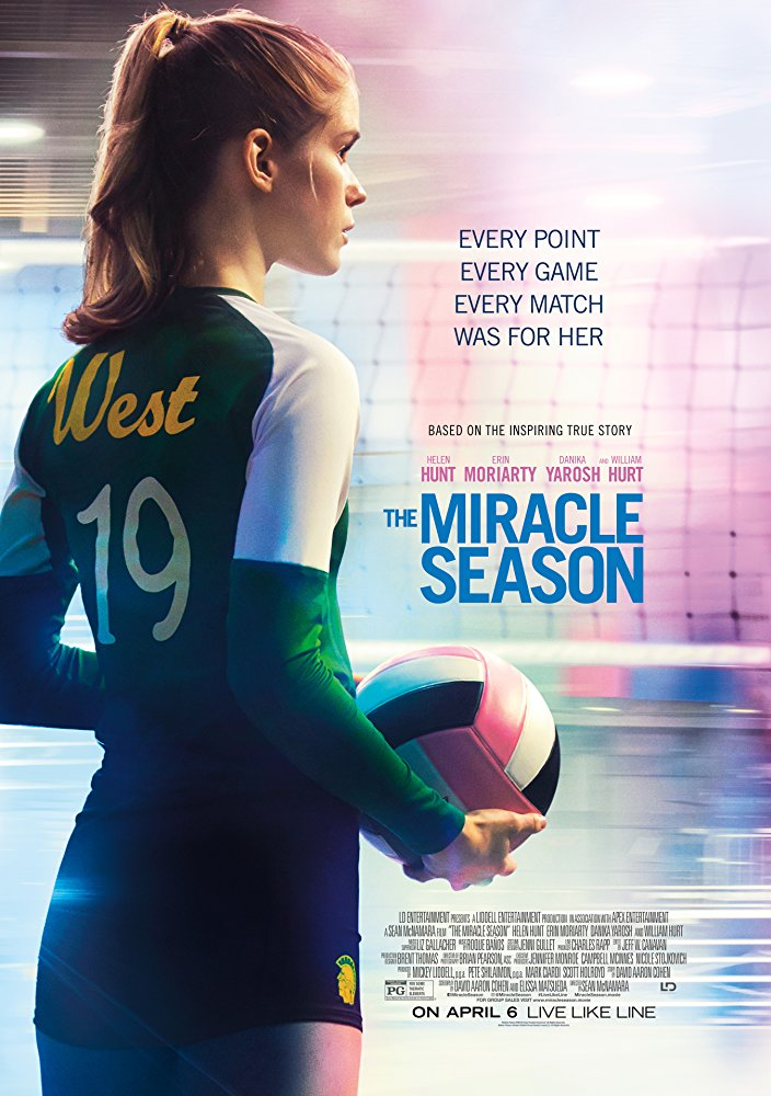 The Miracle Season 2018 720p BRRip AC3 X264-CMRG