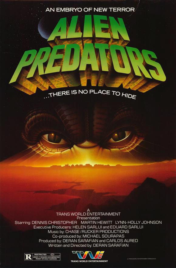 Alien Predator 1985 BDRip x264-VoMiT