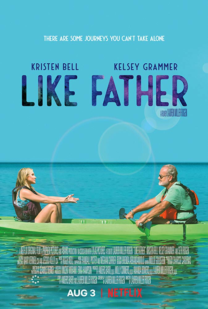 Like Father 2018 HDRip XViD-ETRG