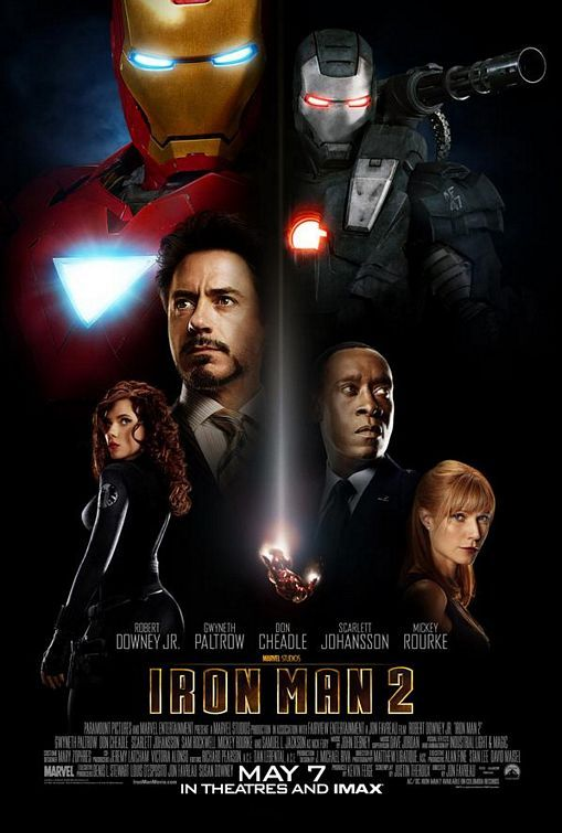 Iron Man 2 (2010) 1080p Dual Audio Org BD Hindi+Eng 6Ch -~DOOMSDAY~-