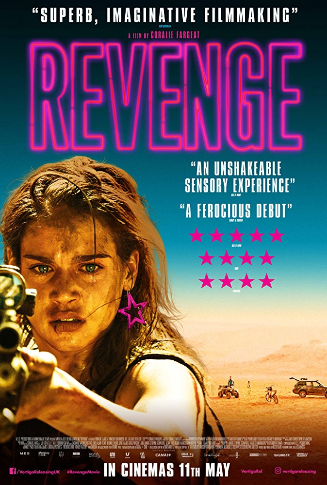 Revenge (2017) 720p BluRay X264-AMIABLE