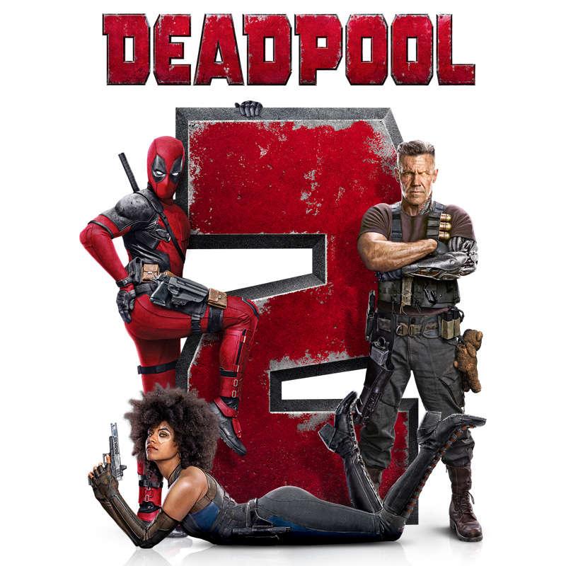 Deadpool 2 2018 720p BRRip XviD AC3-XVID