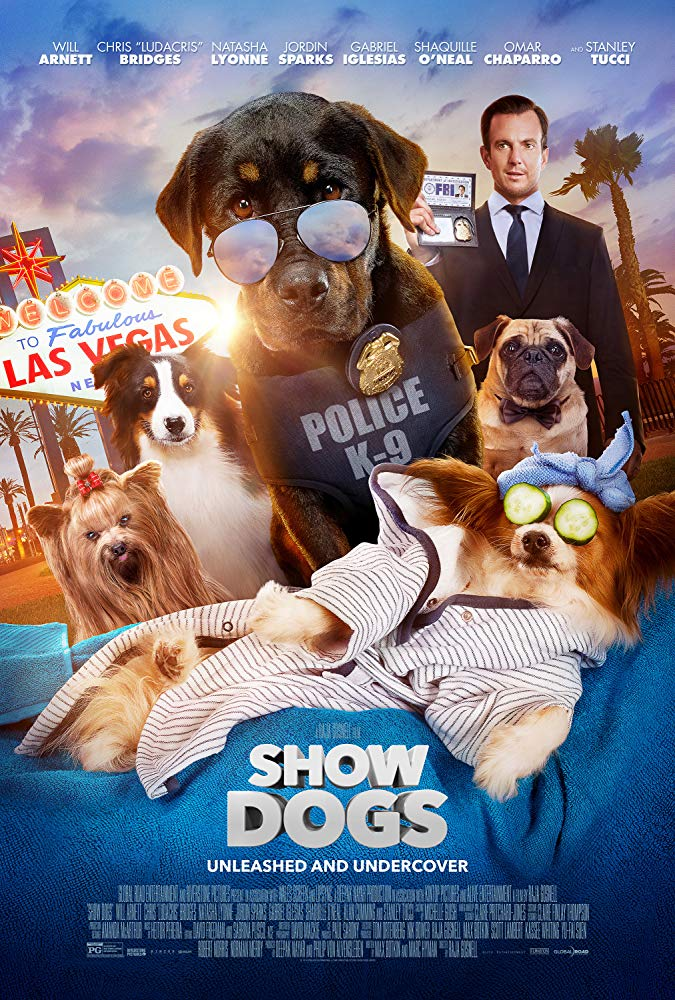 Show Dogs 2018 BDRip x264-SAPHiRE