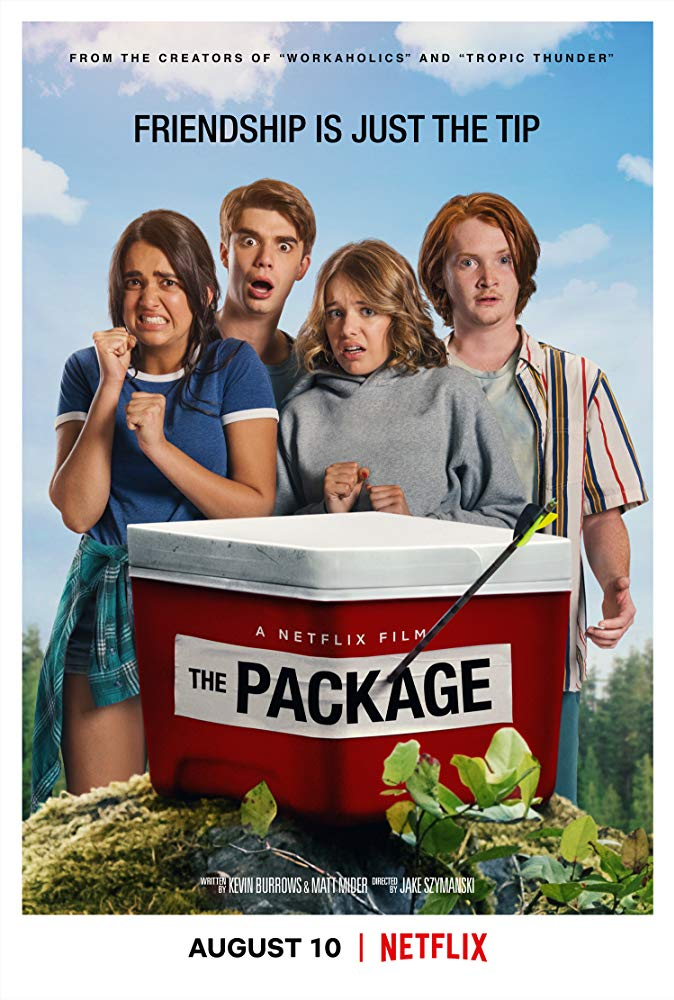 The Package (2018) 720p NF WEB-DL DD5.1 x264-CMRG