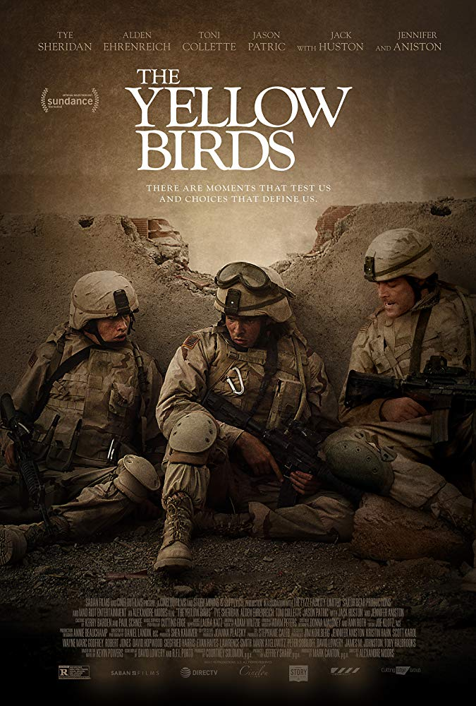 The Yellow Birds 2017 BluRay 1080p DD5 1 H265-d3g