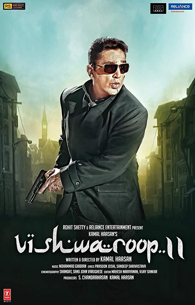 Vishwaroopam 2 2018 Hindi 720p PreDVDRip x264 AAC - xRG
