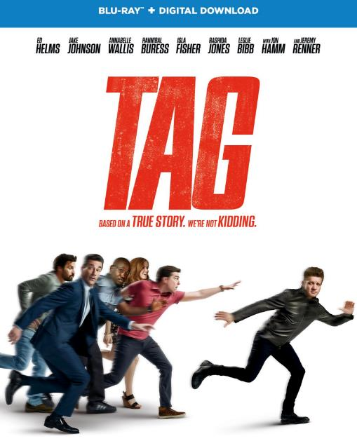 Tag (2018) 720p BRRip x264 750MB ESubs-DLW