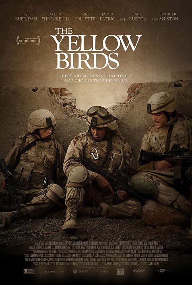 The Yellow Birds 2017 BDRip x264-LPD