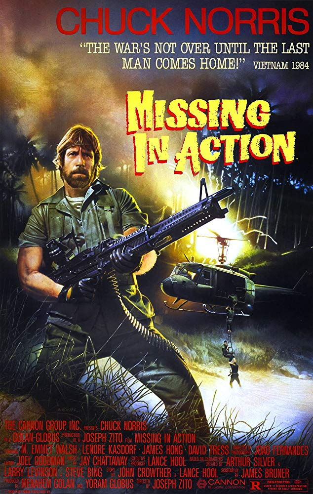 Missing In Action 1984 1080p BluRay H264 AAC-RARBG