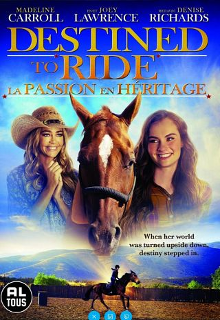 Destined to Ride 2018 HDRip AC3 X264-CMRG
