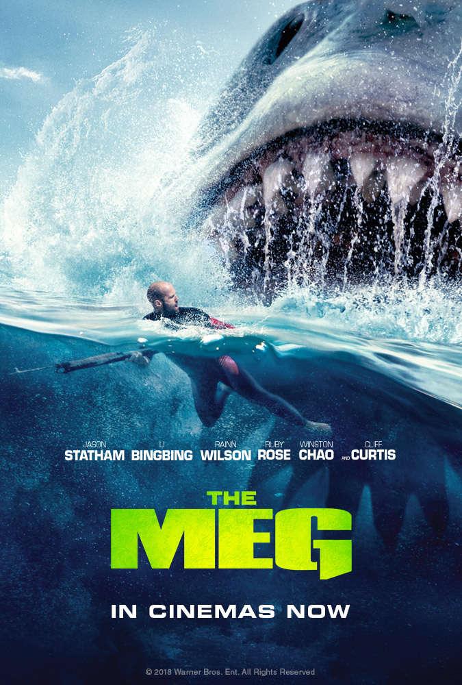 The Meg2018 -English- NEW HDTC Rip - 1080p - x265 - AAC - AVC - 950MB - korean subs mp4