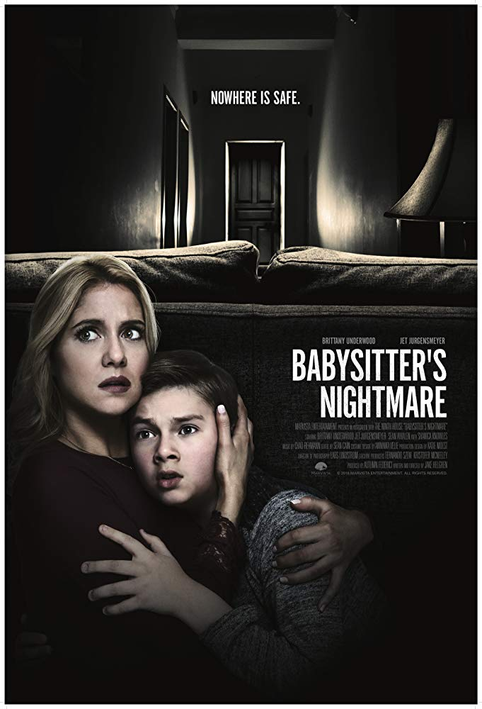 Babysitters Nightmare 2018 HDRip XviD-AVID[TGx]