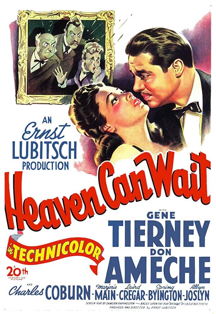 Heaven Can Wait 1943 720p BluRay x264-SiNNERS