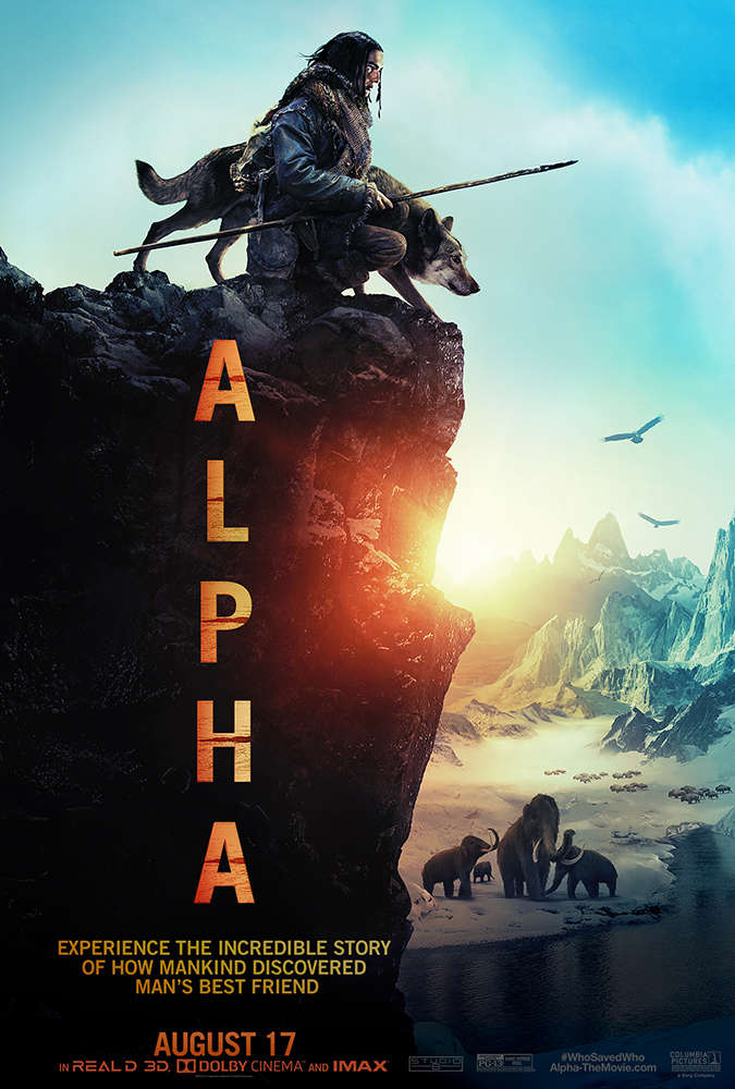 Alpha (2018) CAM Rip x264 MW