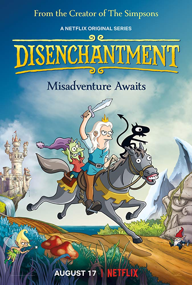Disenchantment S01E03 The Princess of Darkness 1080p NF WEB-DL DDP5 1 x264-NTG mkv