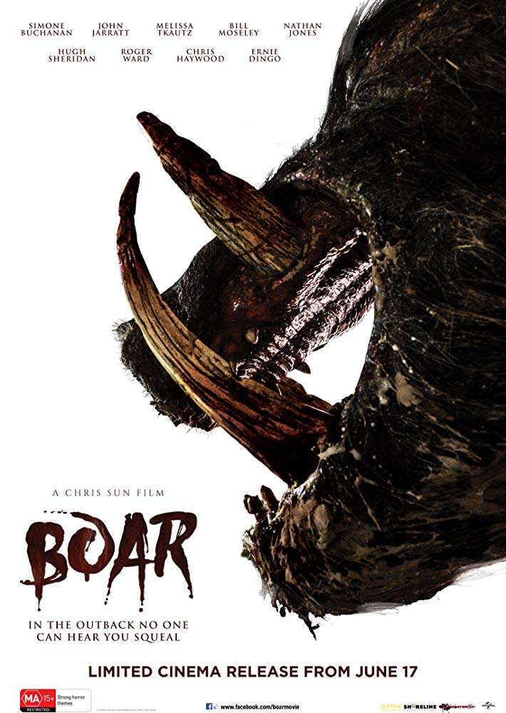 Boar 2017 720p BRRip 700 MB - iExTV