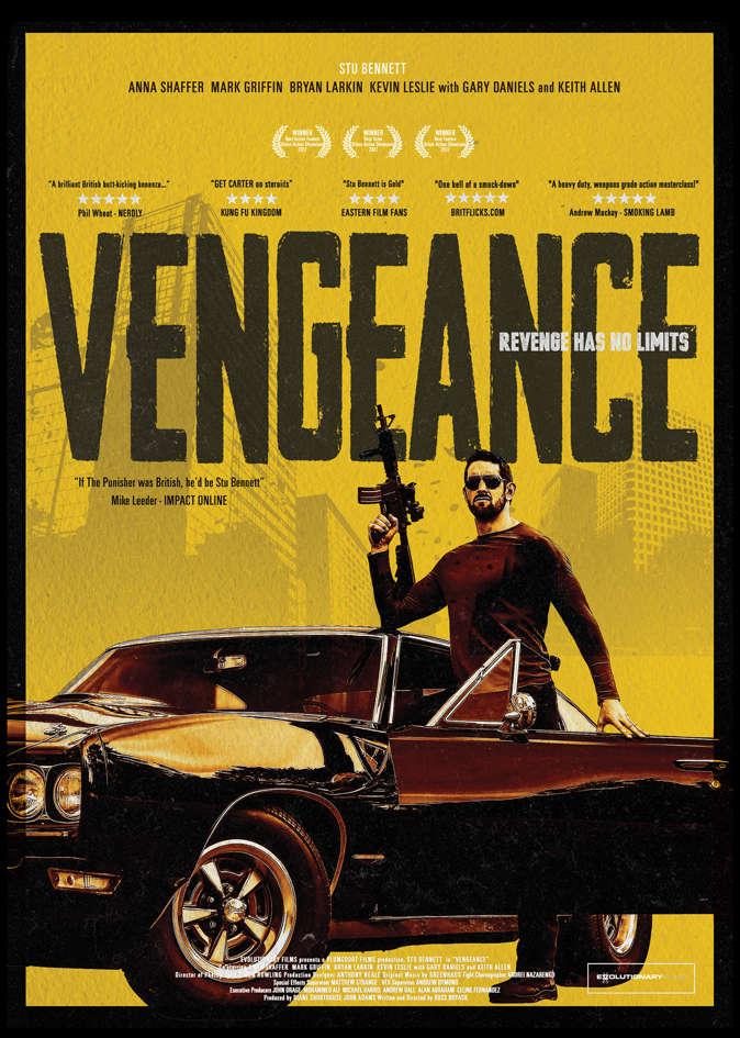I Am Vengeance 2018 720p WEB-DL x264 ESub MW