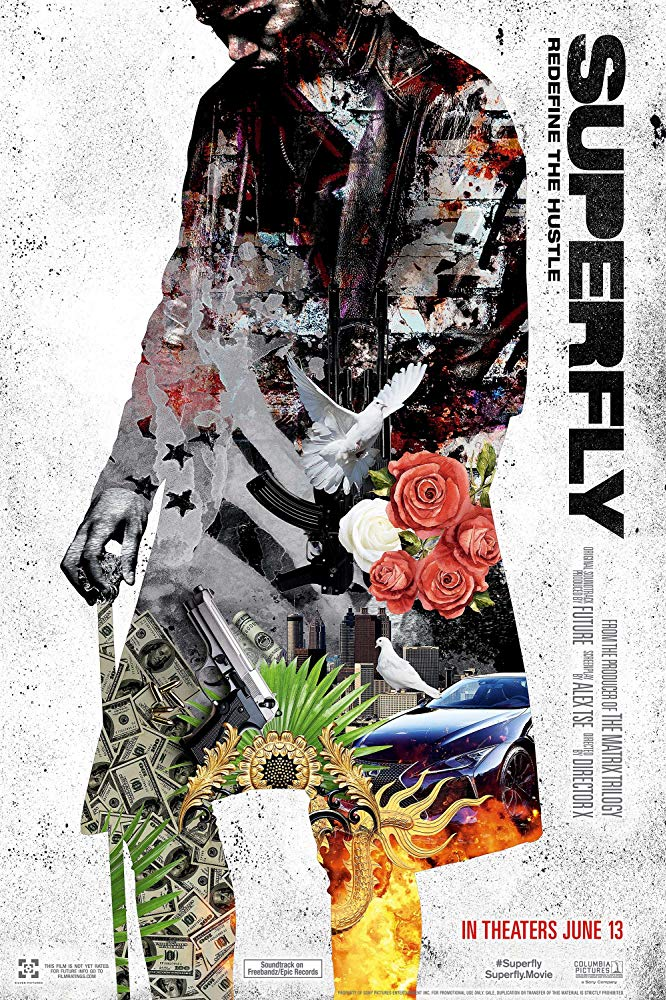 SuperFly (2018) 720p Web-DL x264 AAC ESubs - Downloadhub