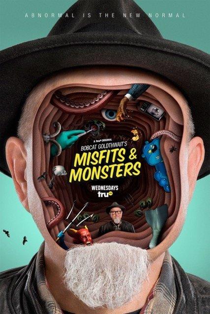 Bobcat Goldthwaits Misfits And Monsters S01E08 720p HDTV x264-YesTV