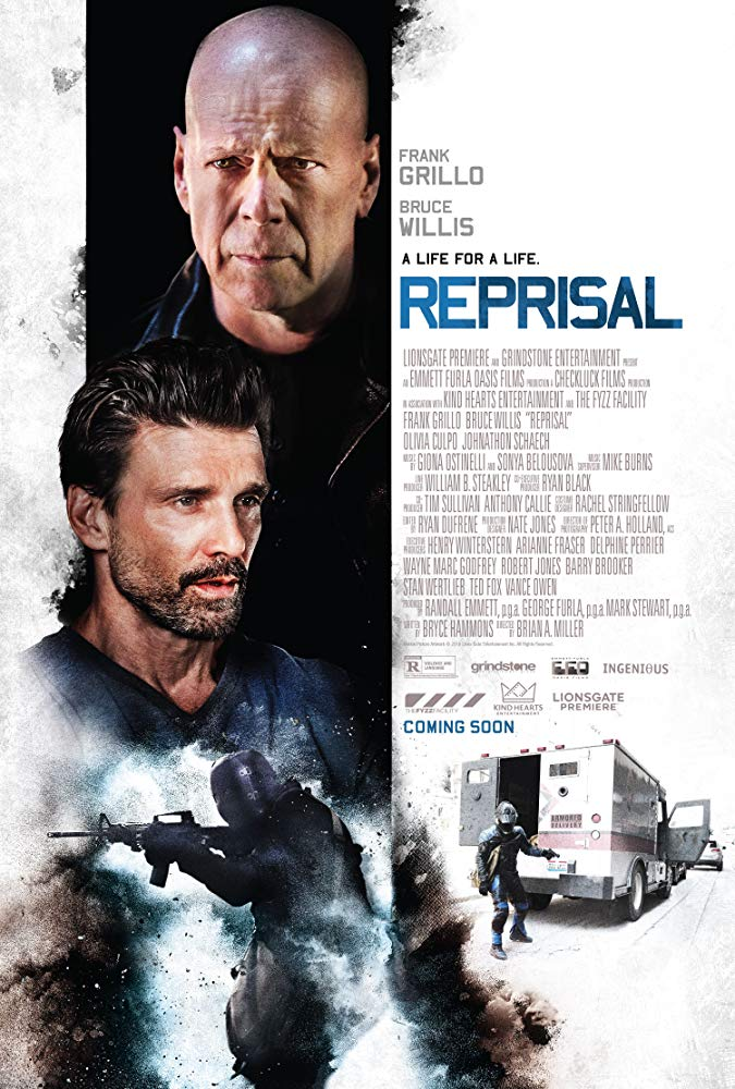 Reprisal 2018 HDRip XViD-ETRG