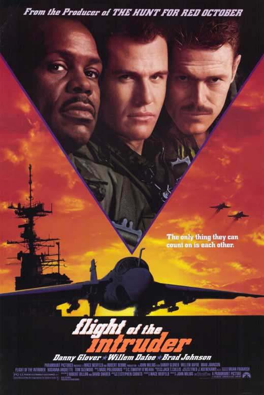 Flight of the Intruder 1991 BRRip XviD MP3-XVID