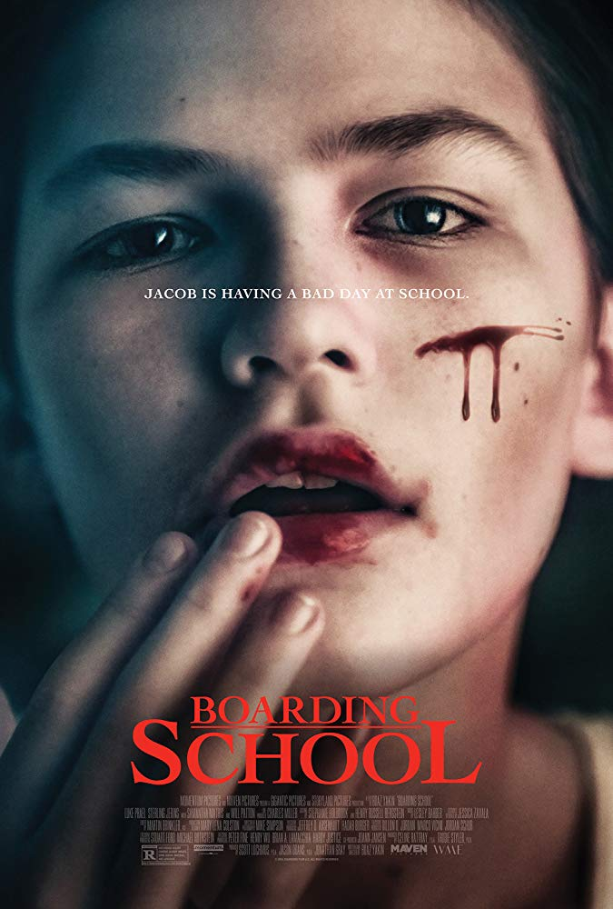 Boarding School (2018) HDRip XviD-AVID