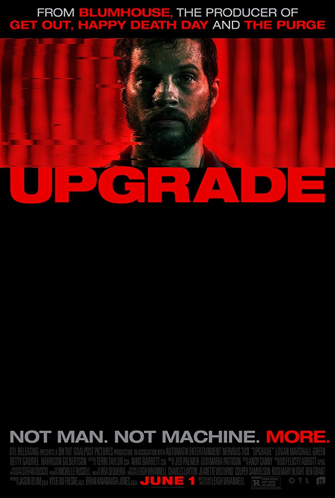 Upgrade 2018 BRRip XviD AC3-EVO