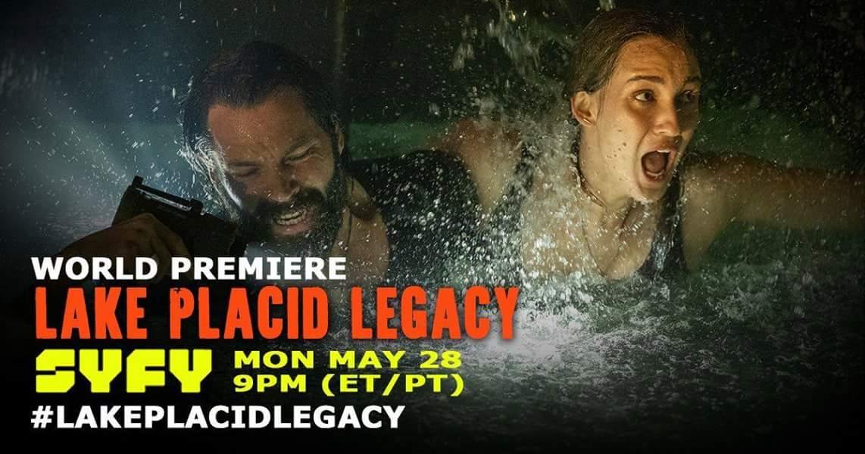 Lake Placid Legacy (2018) HDRip AC3 X264-CMRG