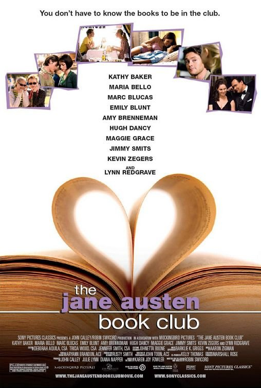The Jane Austen Book Club 2007 BRRip XviD MP3-XVID