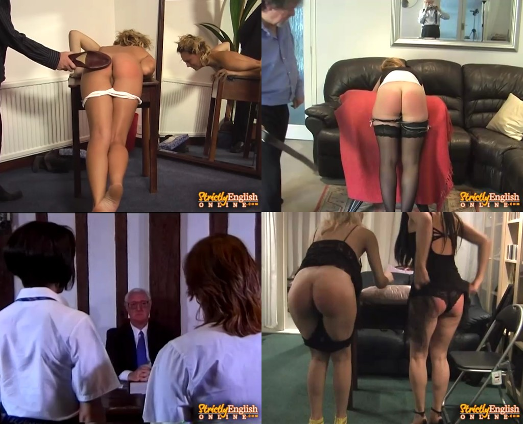 The Strictly English Spanking Channel Vol 48-XXX